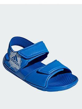 adidas-altaswim-childrens-sandals-bluewhite