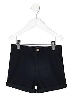 river-island-mini-boys-navy-blue-chino-shorts