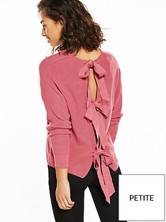 ri-petite-petite-bow-back-jumper-blush-pink