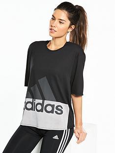 adidas-logo-tee-blacknbsp