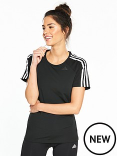 adidas-d2mnbsp3-stripe-tee-blacknbsp