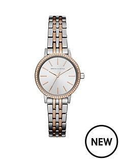 armani-exchange-armani-exchange-lola-rose-and-silver-two-tone-bracelet-strap-ladies-watch