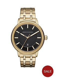 armani-exchange-armani-exchange-gold-ip-bracelet-mens-watch