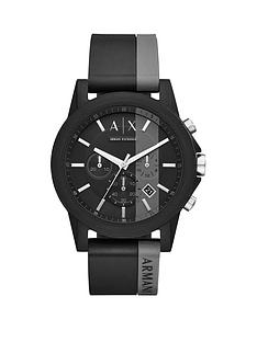 armani-exchange-outerbanks-black-silicone-strap-mens-watch