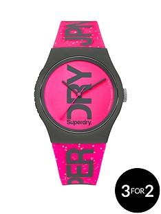 superdry-superdry-urban-glitter-pink-silicone-strap-ladies-watch
