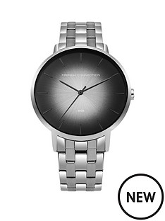 french-connection-french-connection-black-dial-silver-stainless-steel-bracelet-mens-watch