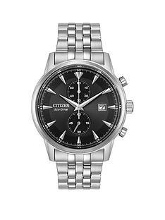 citizen-citizen-eco-drive-contemporary-chronograph-stainless-steel-bracelet-mens-watch