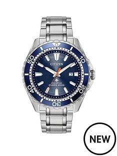 citizen-citizen-eco-drive-promaster-200m-diver-stainless-steel-bracelet-mens-watch