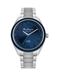 ben-sherman-blue-dial-stainless-steel-bracelet-mens-watch