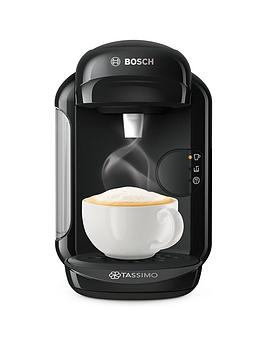Tassimo Tassimo Tas1402Gb Vivy Pod Coffee Machine - Black Picture