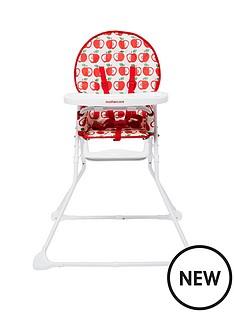 mothercare-highchair--apple