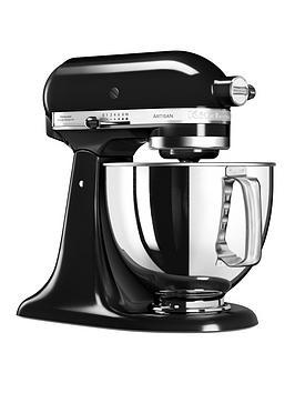 kitchenaid-125-artisan-48l-stand-mixer-onyx-black