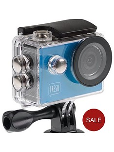 kitvision-fresh-720p-action-camera-with-floating-grip-pink
