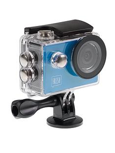 kitvision-fresh-720p-action-camera-with-floating-grip-blue