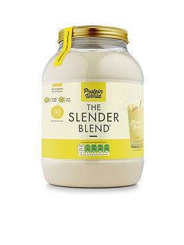 protein-world-slender-blend-1kg-banana