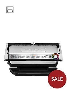 tefal-gc722d40-optigrill-xl-health-grill-9-automatic-settings-and-cooking-sensor-stainless-steel