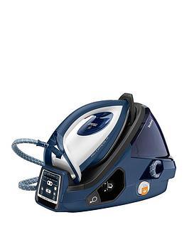 Tefal   Gv9071 Pro Express Care Anti-Scale High Pressure Steam Generator, 2400W - Black And Blue