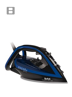 tefal-fv5648-turbo-pro-anti-scale-steam-iron-2600w-black-and-blue