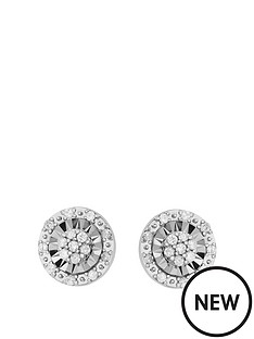 love-diamond-sterling-silver-21-points-white-diamond-miracle-plate-stud-earrings