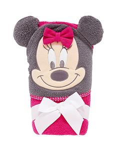 minnie-mouse-hooded-towel