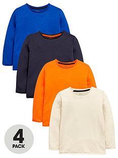 mini-v-by-very-boys-4-pack-roll-edge-long-sleeve-tshirts