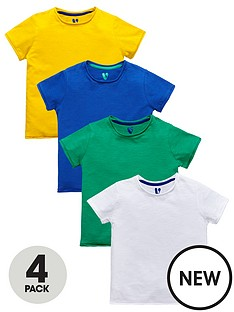 mini-v-by-very-boys-4-pack-roll-edge-short-sleeve-tshirts
