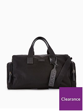boss-smooth-nylon-holdall
