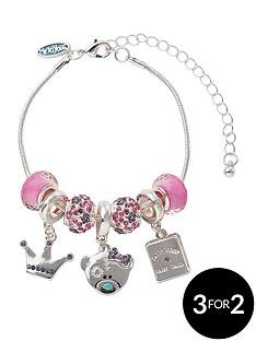 me-to-you-me-to-you-tatty-teddy-silver-plated-princess-beaded-charm-bracelet
