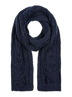 monsoon-sparkle-cable-butterfly-scarf