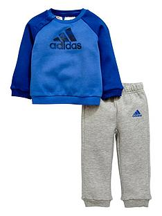 adidas-adidas-baby-boy-crew-neck-fleece-jog-suit