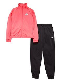 adidas-girls-entry-poly-tracksuit