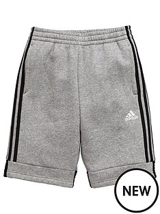 adidas-older-boy-sid-fleece-short