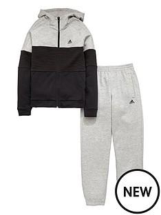 adidas-adidas-older-boy-fz-fleece-hojo-tracksuit