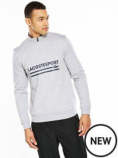 lacoste-sport-quarter-zip-sweat