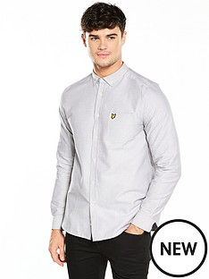 lyle-scott-lyle-amp-scott-oxford-shirt