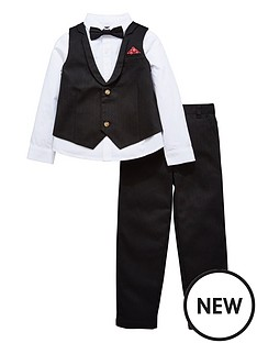 mini-v-by-very-boys-4pc-textured-occasion-set