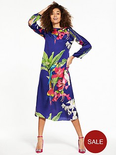 replay-all-over-print-dress