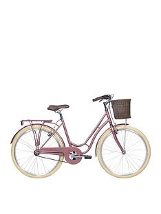 kingston-whitehall-ladies-rose-gold-heritage-bike-19-inch-frame