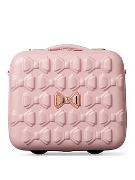 Ted Baker Ted Baker Beau Vanity Case - Pink Picture