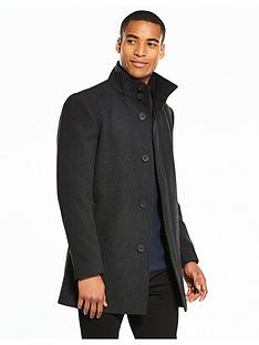 v-by-very-charcoal-funnel-neck-coat