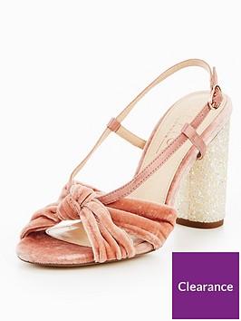 office-hamper-velvet-heeled-sandal
