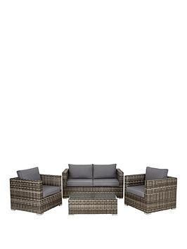 Very Aruba 4-Seater Sofa Set Picture