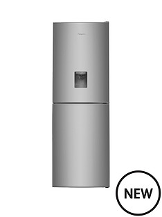 hotpoint-xal85t1igwtdnbsp60cm-frost-free-fridge-freezer-with-water-dispenser-graphite