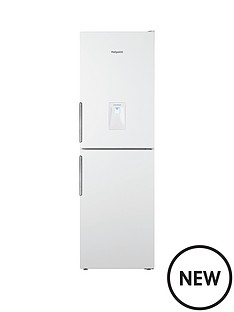 hotpoint-xal85t1iwwtdnbsp60cm-frost-free-fridge-freezer-with-water-dispenser-white