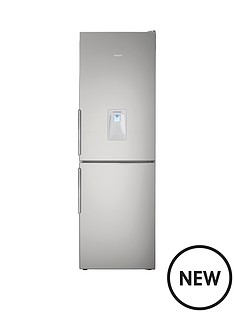 hotpoint-xal85t1ixwtdnbsp60cm-frost-free-fridge-freezer-with-water-dispenser-stainless-steel