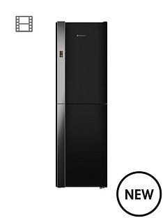 hotpoint-xul85t3zkov-60cm-day-1-frost-free-fridge-freezer-black