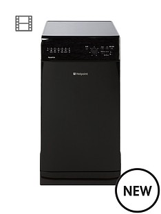 hotpoint-sial11010k-10-place-slimline-dishwasher-black