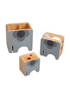 orla-kiely-orla-kiely-wooden-desk-set-ele-elephant