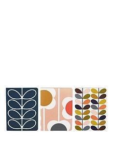 orla-kiely-orla-kiely-notebooks-set-3-a6-multi-stemflower
