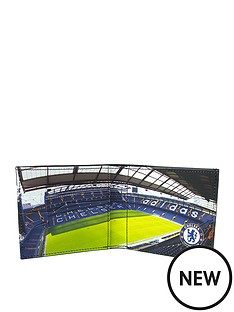 chelsea-fc-stadium-image-leather-wallet